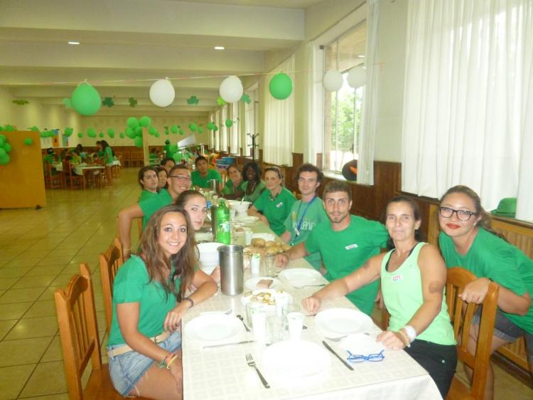 Día tematico Irlanda en curso intensivo ingles Salamanca