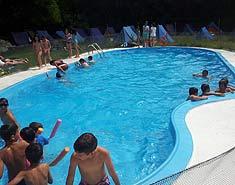 Campamentos de verano con inglés en Segovia, Riaza, España. La Casona del Prado.