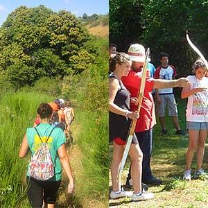 Actividades extraescolares y viajes de fin de curso para colegios y grupos
