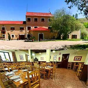 Alquiler de instalaciones para grupos. Albergue en Segovia, Riaza.