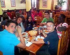 Campamento de verano con inglés en Segovia, Riaza, España. La Casona del Prado.