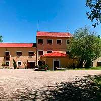 Campamento de verano con inglés. Residencia La Casona del Prado. Colonia de vacaciones.