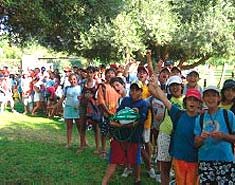Las dudas al enviar a los niños a las colonias y residencias en vacaciones
