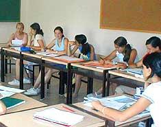 Curso de inglés verano en España. Campamento de verano con inglés en Salamanca.