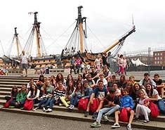 Curso de inglés de verano en Inglaterra. Julio y agosto.