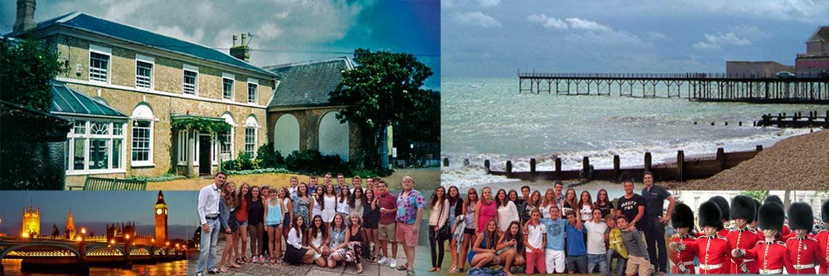Curso de inglés de verano en Inglaterra. Worthing y Bognor.