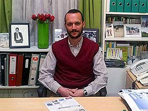 Israel Pérez-Lorenzo. Pedagogo, monitor y coordinador.