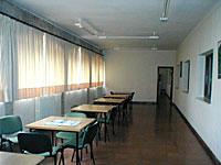 Instalaciones (Sala) Campamento de verano con inglés y francés en Salamanca. Julio.