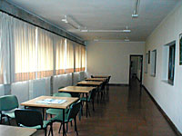 Campamento de verano con inglés o francés en Salamanca, España. Aulas.