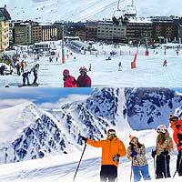 Apartamentos en Pas de la Casa, Grandvalira. Ski en Andorra. Ofertas esquí.