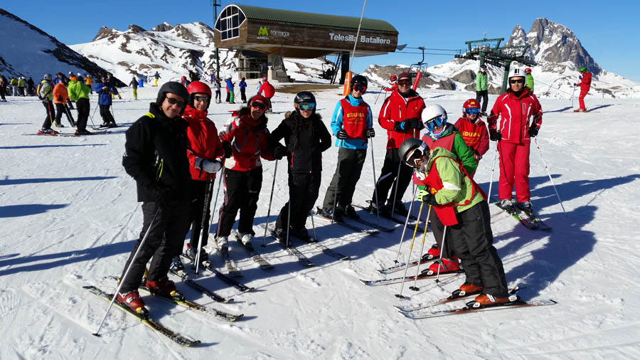 Reyes 2015. Ski juvenil