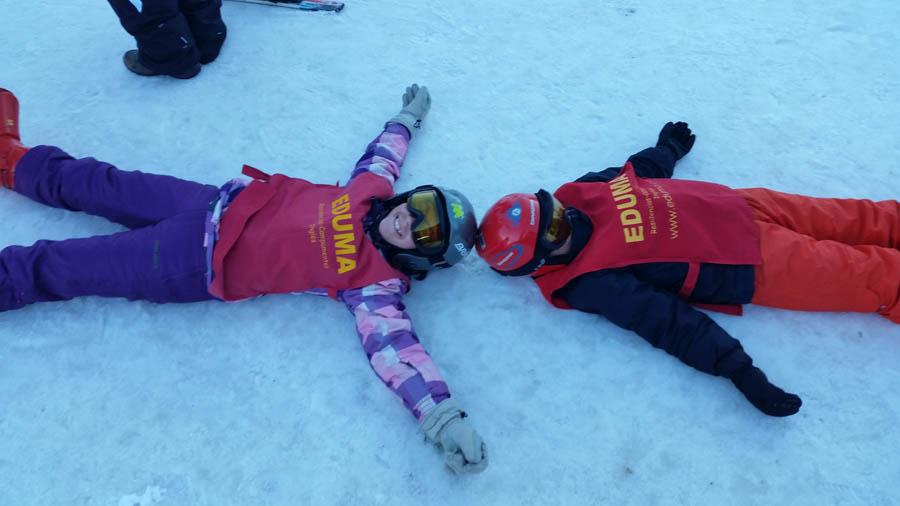 Curso de ski en Formigal, reyes 2015. Diversión en la nieve