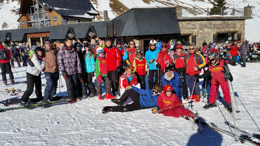 Curso de ski en Formigal, reyes 2015. Viajes de esquí organizados