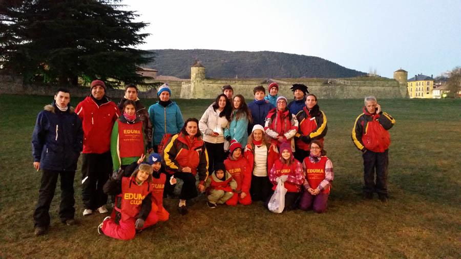 Cursillo de ski en Formigal, Reyes 2015. Excursión después de esquiar