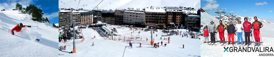apartamentos y estudios pas de la casa. ski andorra. ofertas grandvalira.