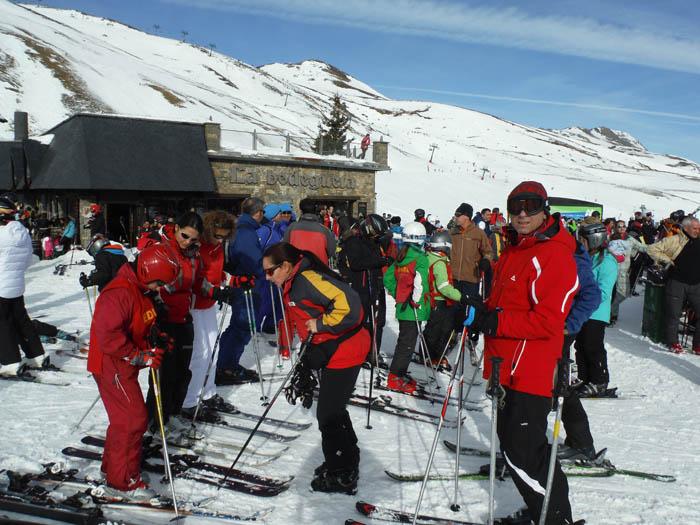 Curso de esquí en Formigal, Reyes 2015. Aprende a skiar