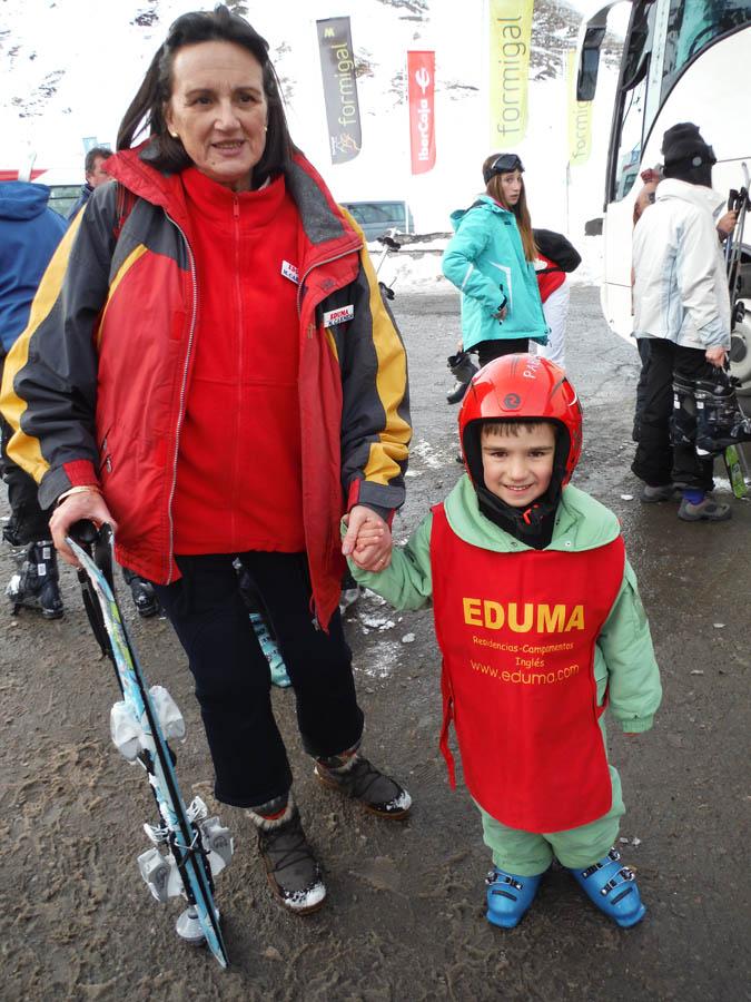 Curso de esquí en Formigal, Reyes 2015. Viaje de ski organizado, para todas las edades