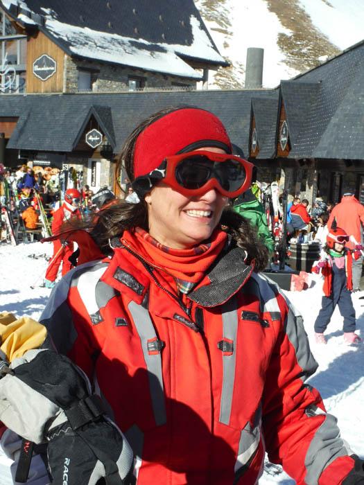 Reyes 2015. Disfrutar del ski
