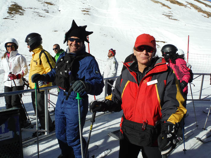 Curso de ski en Formigal Reyes 2015. Clases de esquí para adultos.