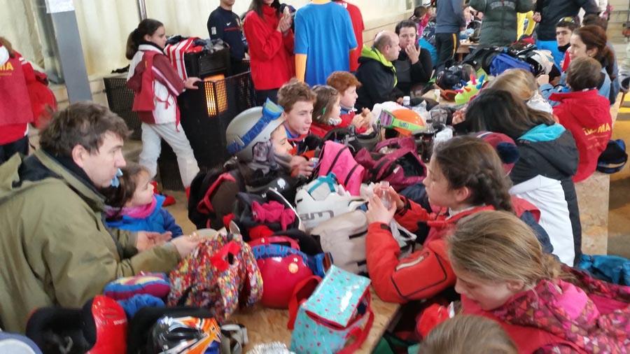 Curso ski sábados 2015. Viajes de esquí organizados