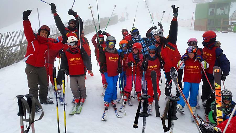 Curso ski sábados 2015. Esquí para todas las edades