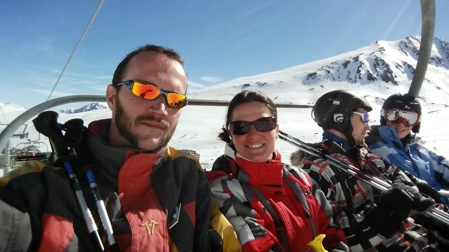 Ski Andorra Grandvalira