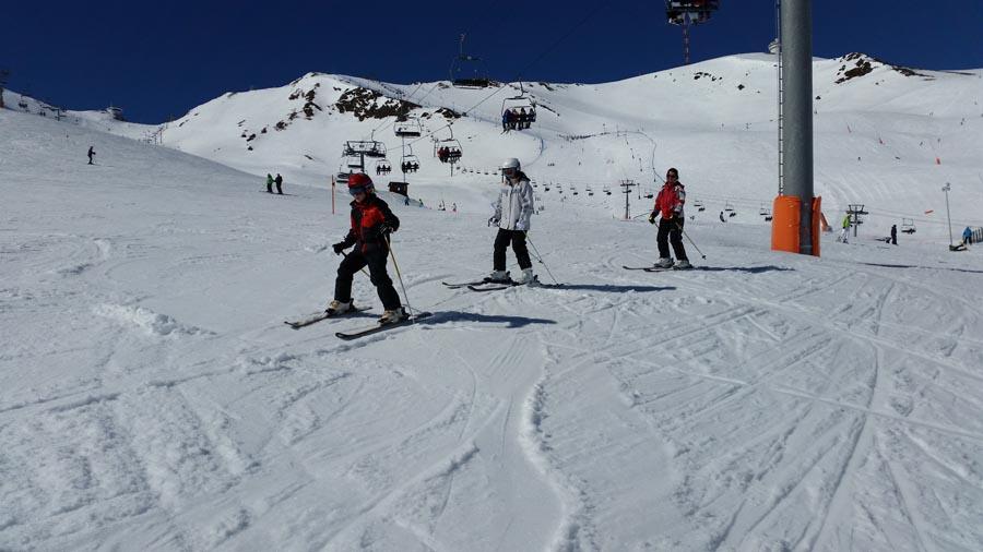 curso de esqui, semana santa, grandvalira, andorra, pas de la casa, ski Andorra, Aprender a esquiar