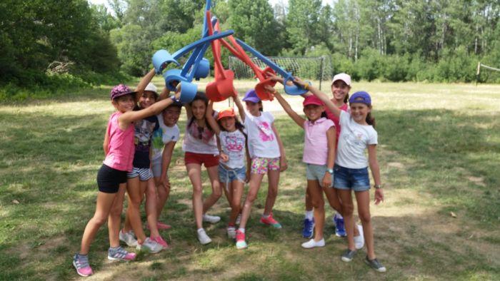 Esgrima Campamento de verano con inglés en Segovia z