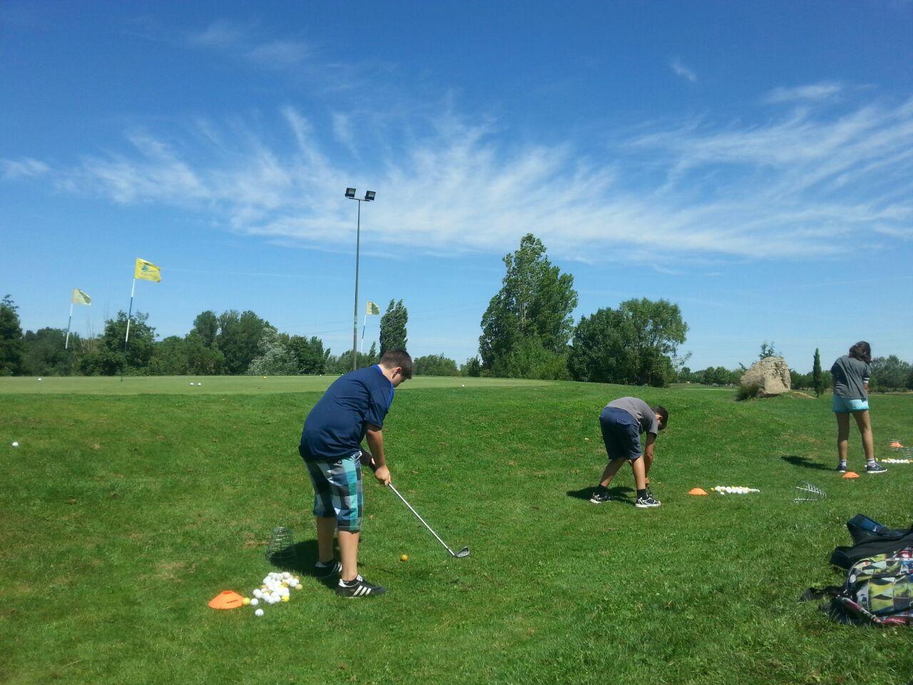 Campamento salamanca golf 6