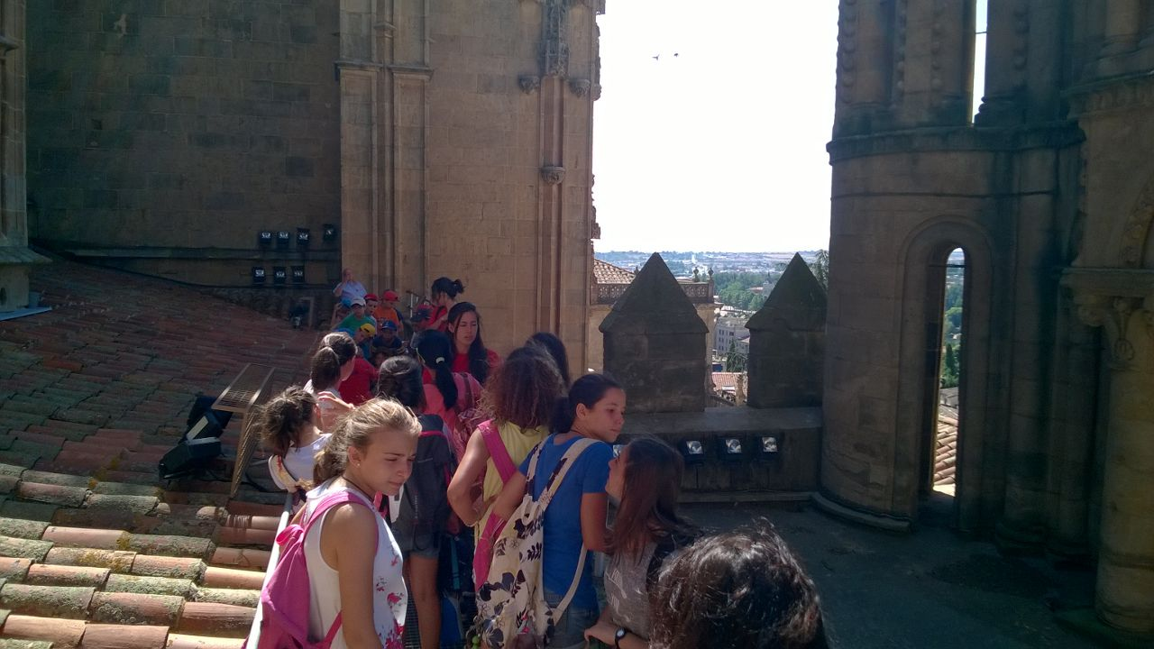 Campamento Eduma Salamanca