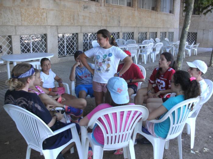 juegos Campamento de Salamanca