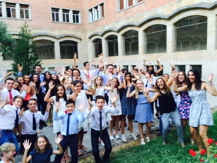 Grupos curso intensivo inglés Salamanca