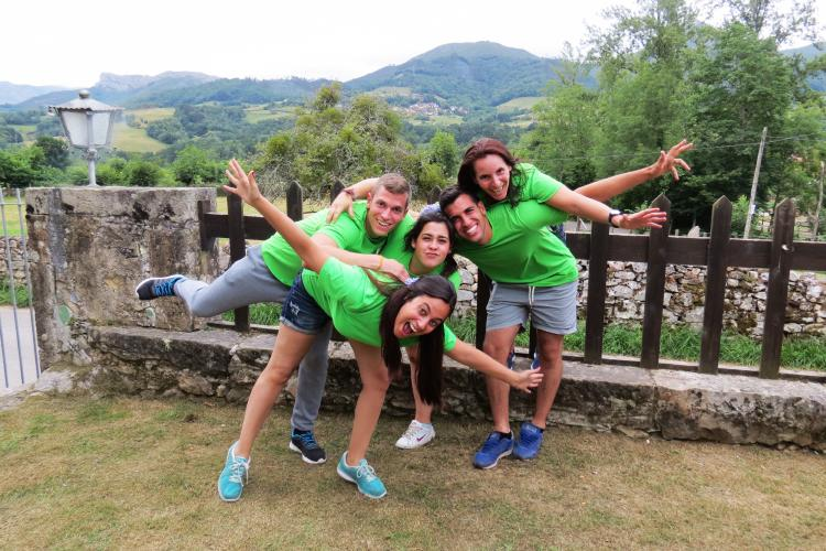 campamento multiaventura en Asturias 1b
