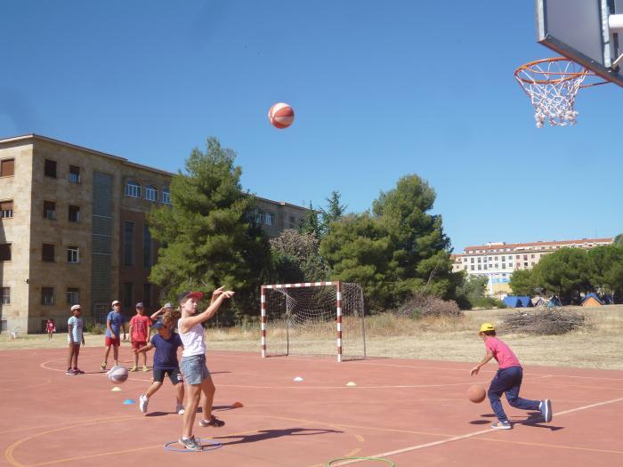 Deportes Campamento de Salamanca