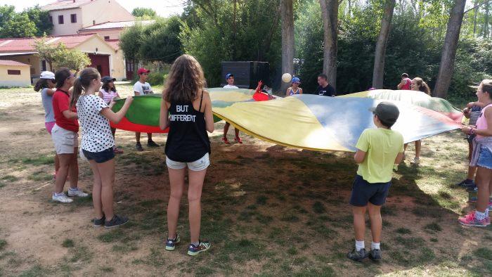 campamento de verano con inglés en Segovia5