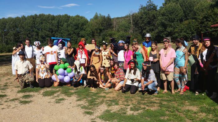 campamento en Riaza Segovia 8