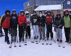 Curso completo de esqui para niños y familias en Saint-Lary. Pirineo francés.