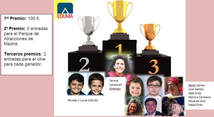 Concurso de eslogan.