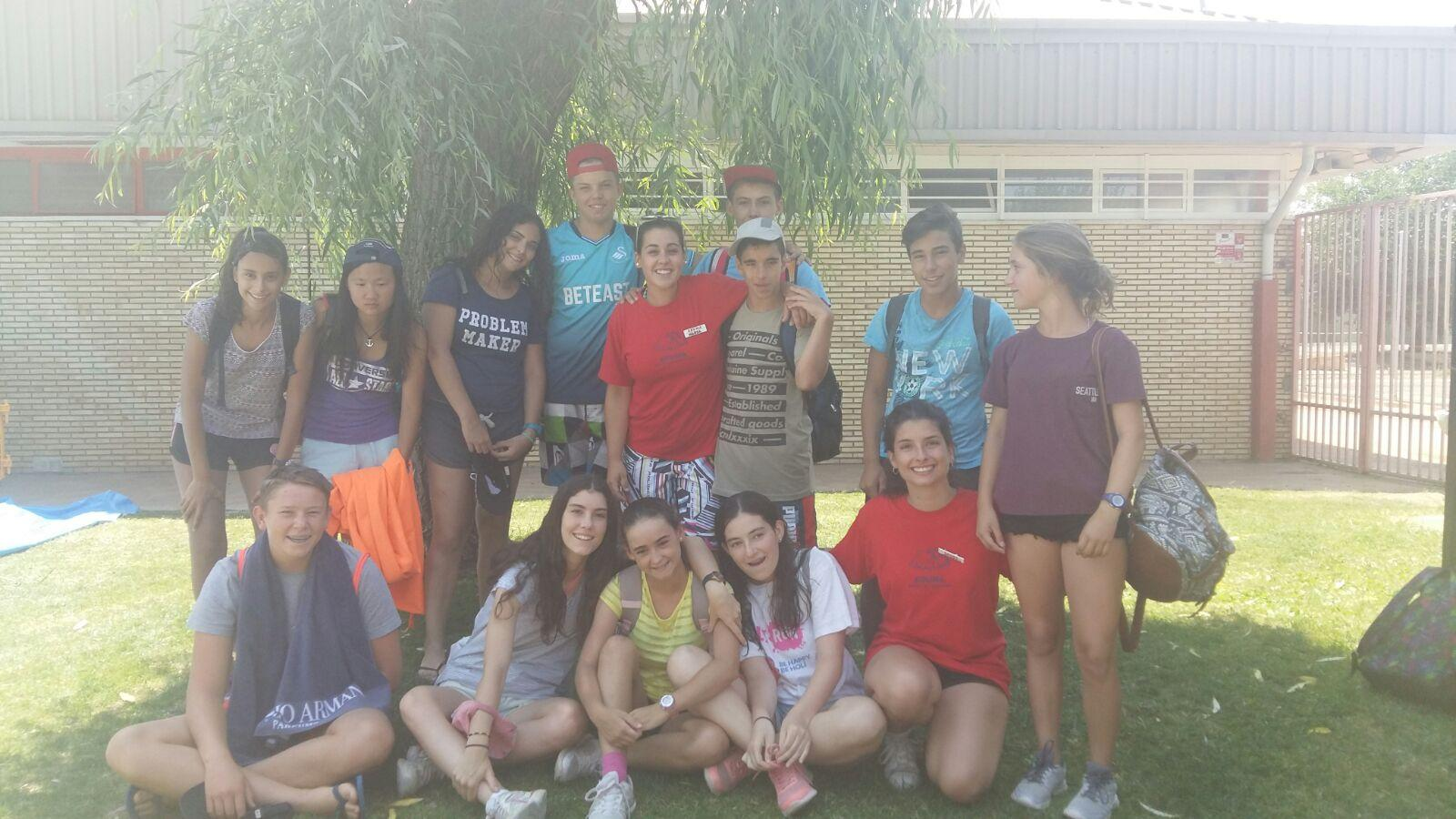 Campamento Residencial Salamanca con idimas