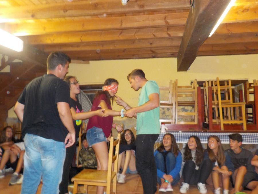 Campamento de AsturiasJuegos de campamentos de verano