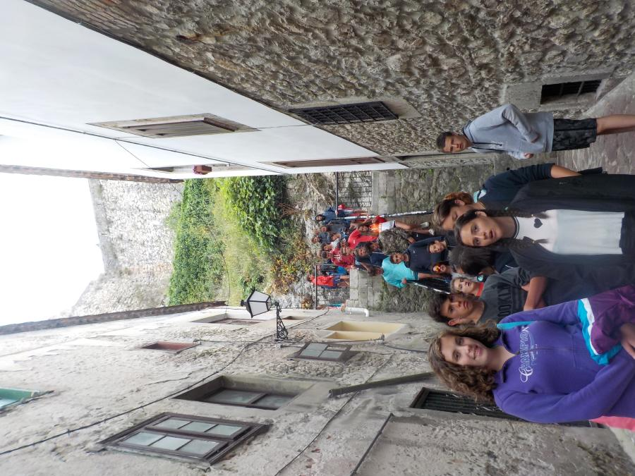 Niños Campamento de verano Asturias