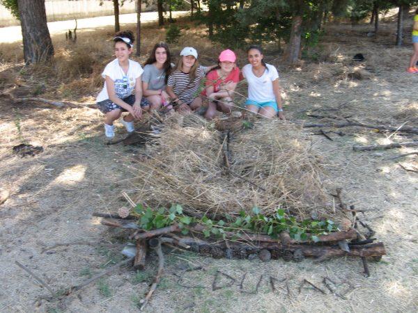 Actividades del campamento con inglés de Salamanca