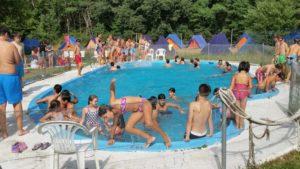 actividades de campamento de verano para niños