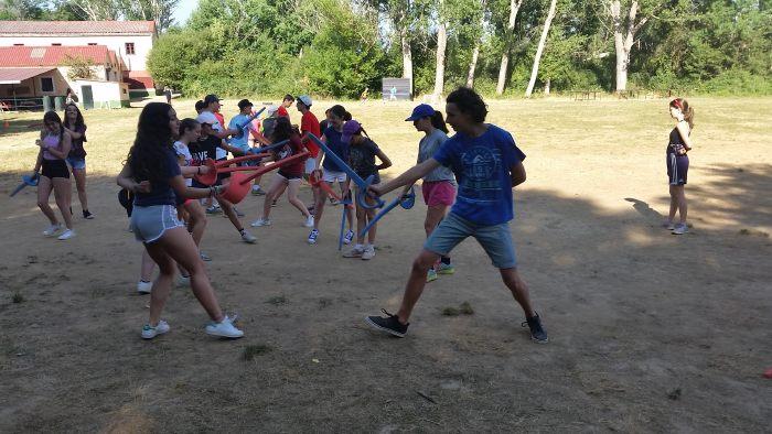 Deportes Campamento Riaza