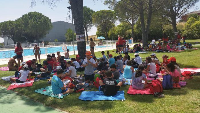 Excursión dia completo del campamento de verano con inglés de La Casona del Prado