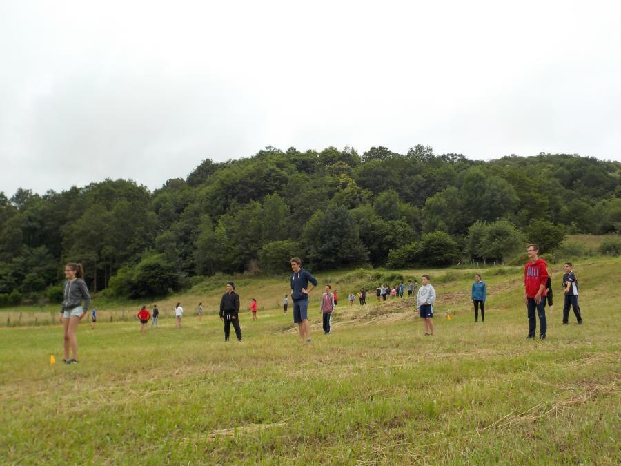 Actividades al aire libre del campamento Multiaventura Asturias