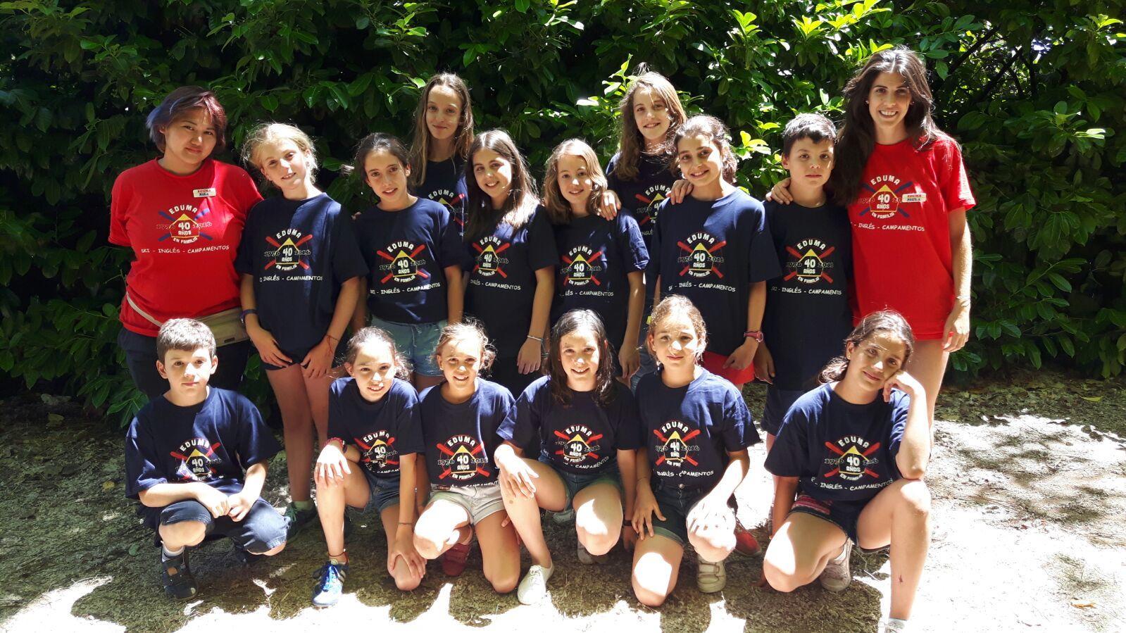 Despedida del Campamento Residencial con 2 horas de inglés de Salamanca