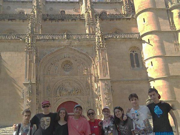 Visita guiada en inglés a Salamanca