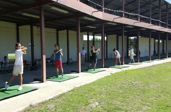 Aprendiendo Golf en el curso intensivo de inglés de Salamanca