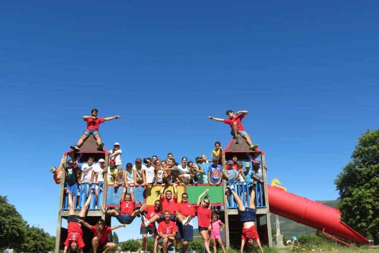 Excursión de día completo del campamento la Casona del Prado de Agosto